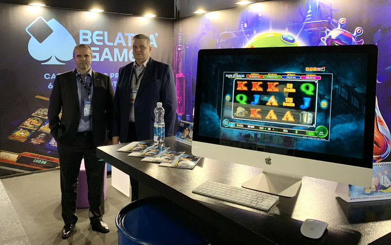 sigma igaming 2019 belatra first day 05
