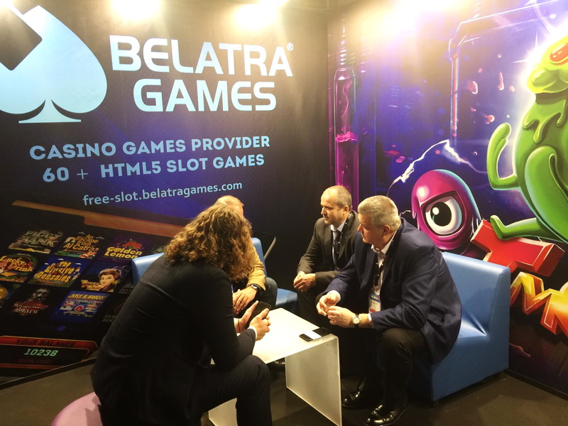 sigma igaming 2019 belatra first day 06