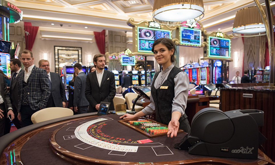 казино где находится