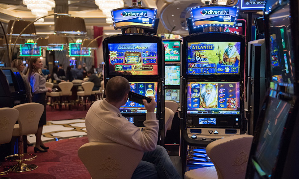 Казино и игровые автоматы в россии 2006 воистину опьяняющие напитки азартные игры