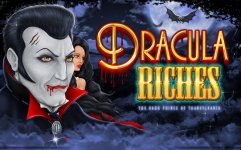 Dracula Riches. New Slot Single game.